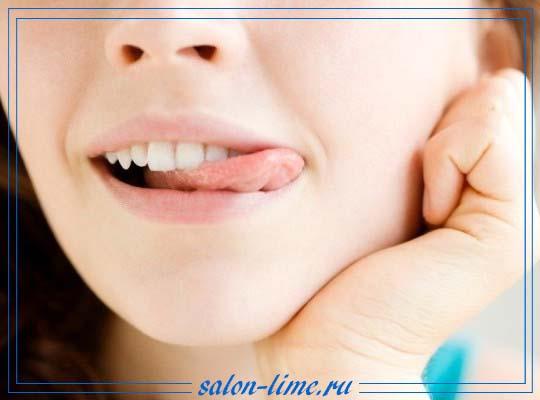 Почему трескаются уголки губ? Основные причины и лечение