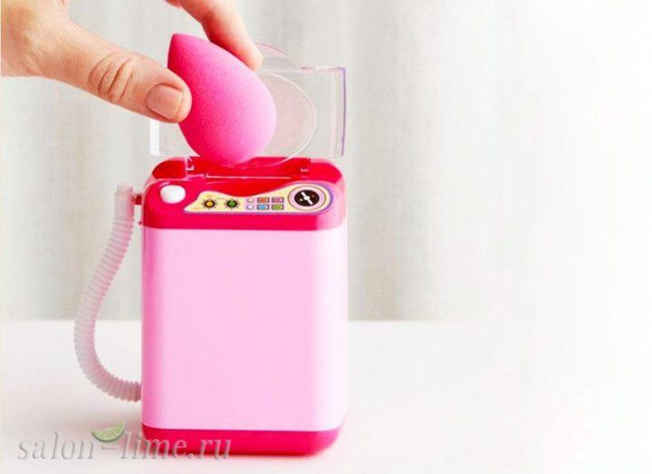 Мини-стиральная машинка для бьютиблендера