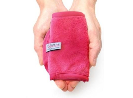 Многоразовая салфетка (полотенце) для снятия макияжа без очищающих средств