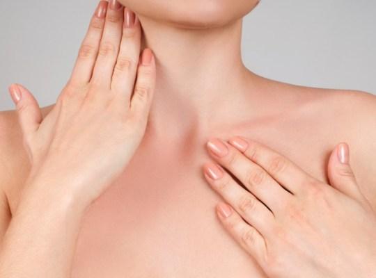 Какой крем нужен для ухода за зоной шеи и декольте